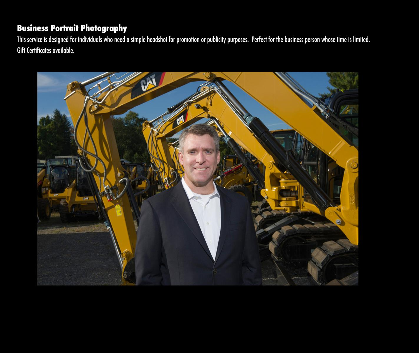 Poughkeepsie Business Portrait Photography
